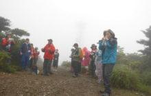 白鳥山ナイトトレッキング2019