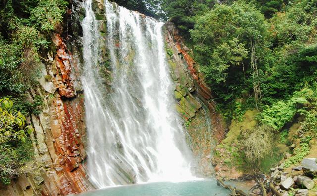 마루오 폭포(丸尾滝)