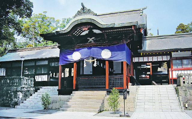 가고시마 신궁
