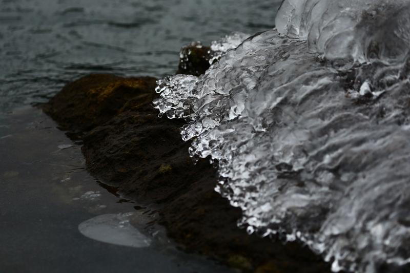 静かな大浪池