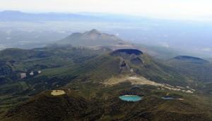 2年9か月ぶり新燃岳の噴火警戒レベル引き下げ