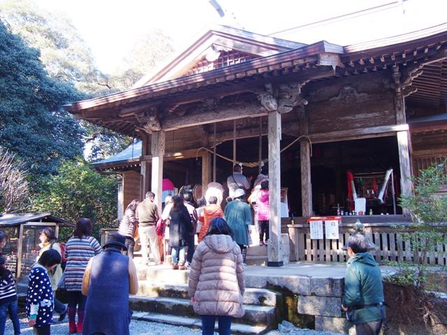 日帰りバスツアー 2015開運初詣!!霧島神宮正式参拝付き!!霧島六社権現参拝バスツアーを開催しました