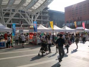 博多駅物産展(観光宣伝)