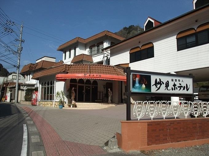 薩摩隼人 妙見ホテル