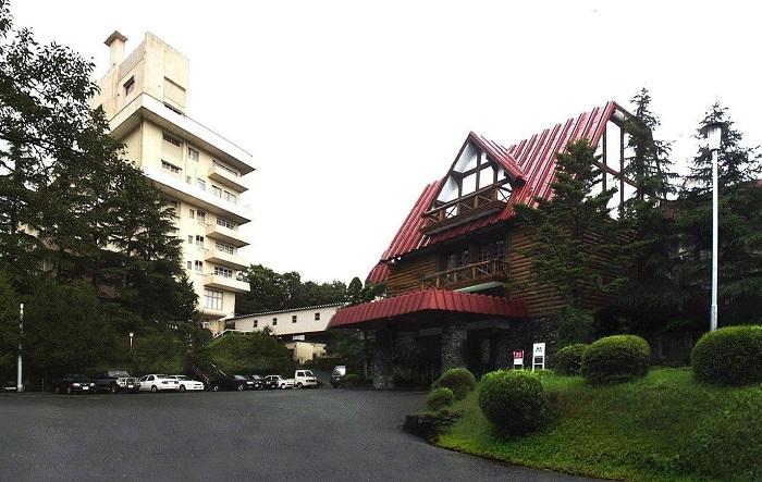 霧島山上ホテル