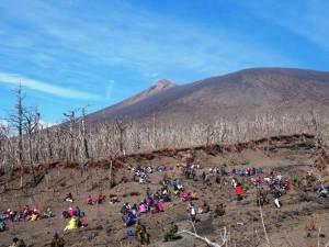 第8回霧島市誕生記念登山大会が開催されました