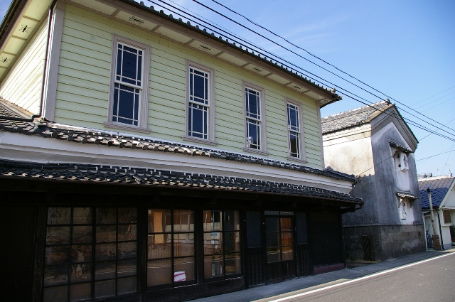 池田氏住宅及び石倉
