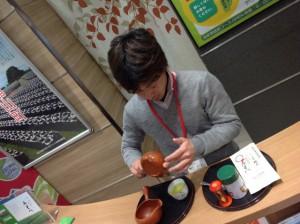 空港製茶の『霧島銘茶 みぞべ』をどうぞ!