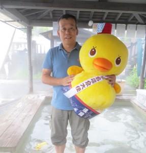 きりしまゆ旅 第99代横綱の誕生です!!
