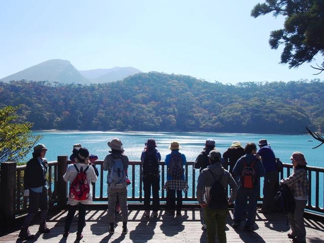 日帰りバスツアー「縁結びハイキングツアー」を開催しました