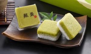 霧島茶を使用したお菓子PRキャンペーン!