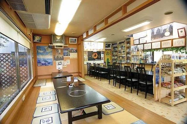 産地レストラン「黒豚の館」