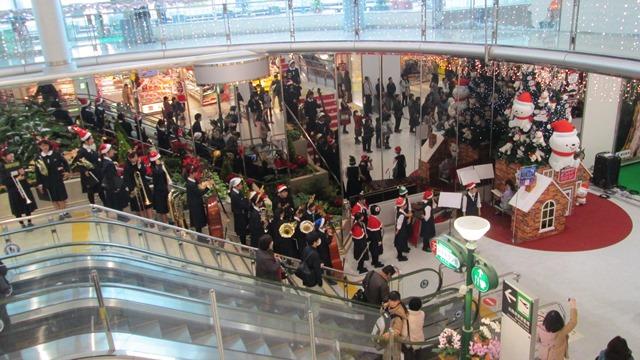 鹿児島空港2015 ホワイトクリスマス
