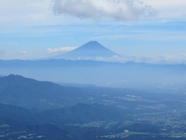 南八ヶ岳連峰に行ってきました。