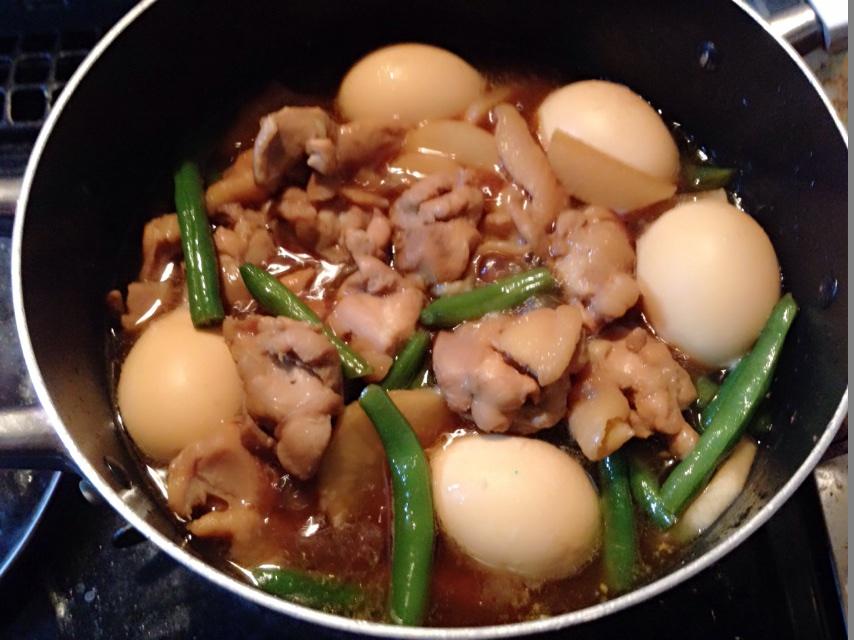 黒酢レシピ