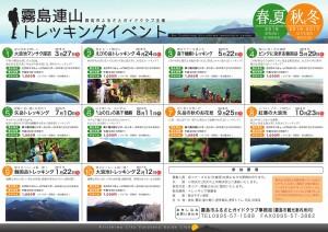 平成28年度 霧島連山トレッキングイベント