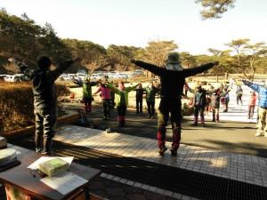 3月12日霧島市ふるさとガイドクラブイベント開催しました。