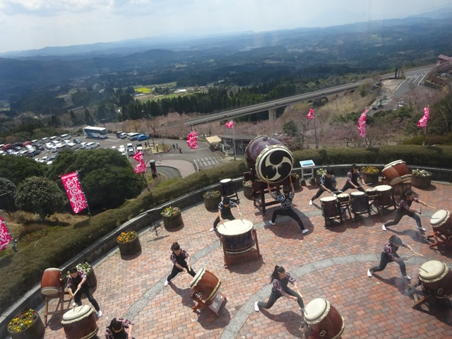 霧島神話の里公園 桜の集いが開催されました🌸