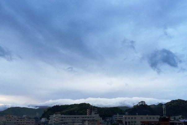 雨が続きますね・・・☂