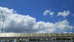 鹿児島空港の気温は…