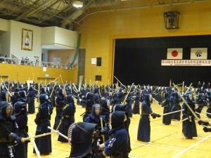 第19回大霧島旗争奪高校剣道錬成大会が開催されます(3月11日、12日)