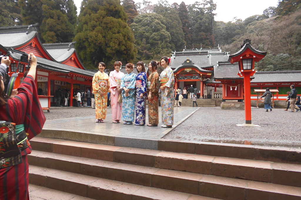 台湾から観光視察団がこられました。