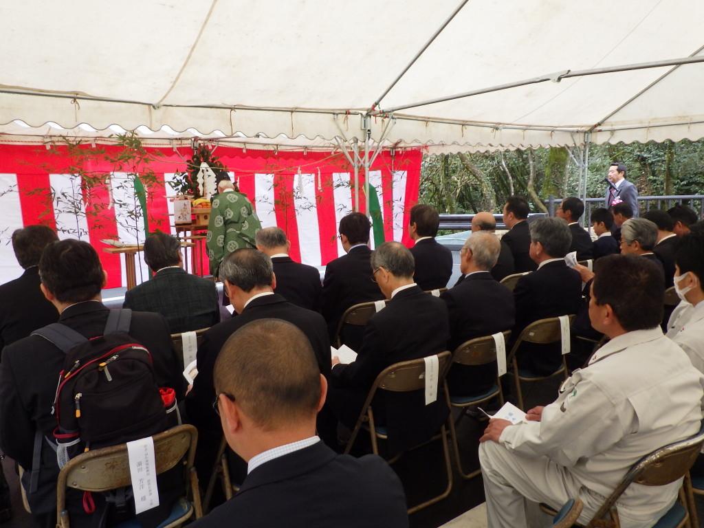 大出水湧水公園完成記念式典が開催されました!