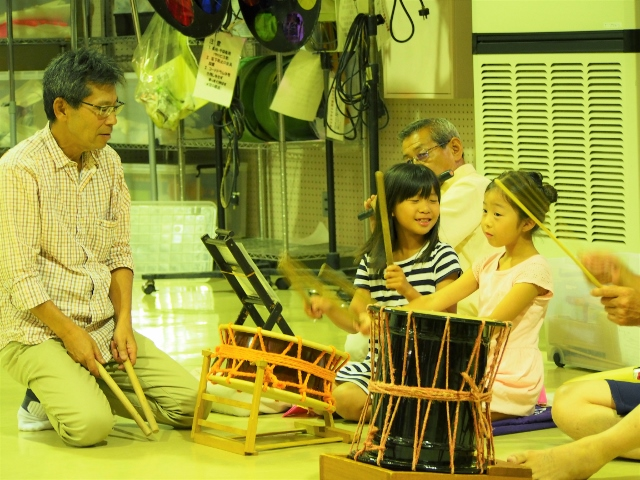 霧島神楽 練習に励んでいます!