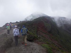 日帰りバスツアー「山コン!トレッキングin高千穂峰」を開催しました