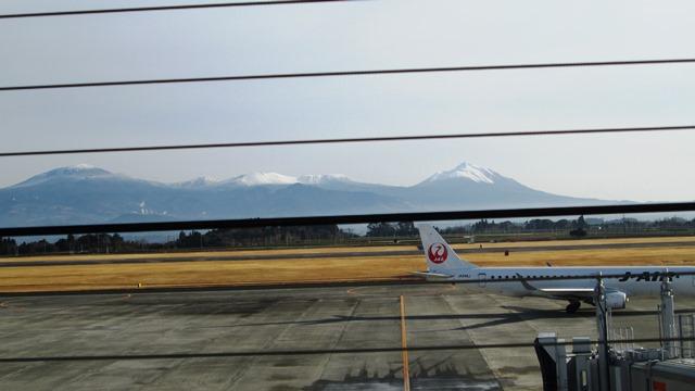 高千穂峰の冬化粧②