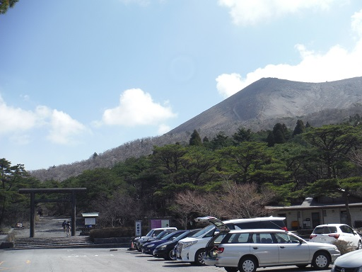 高千穂峰登山道開放!