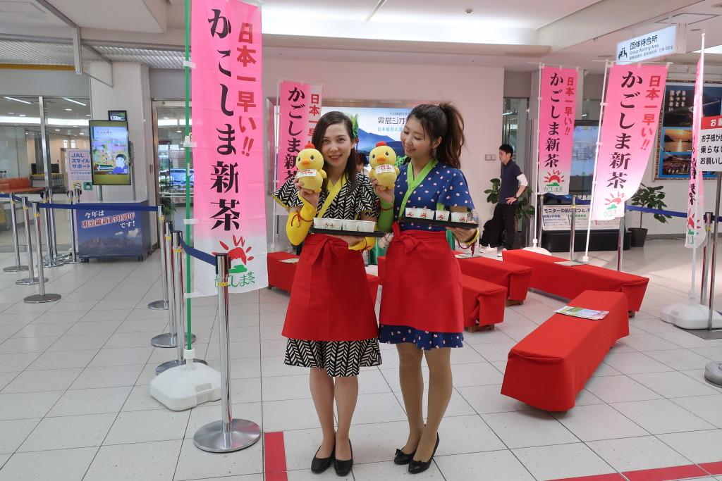 新茶キャンペーン!!
