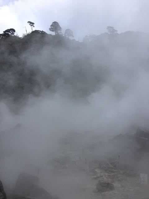 栗野岳温泉~八幡大地獄~