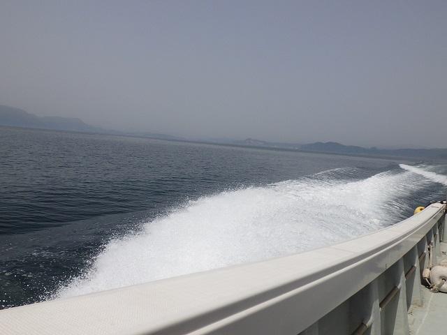 錦江湾クルーズを嗜む