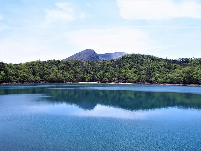 えびの高原池めぐり自然探勝路コース 撮影2018,5,5
