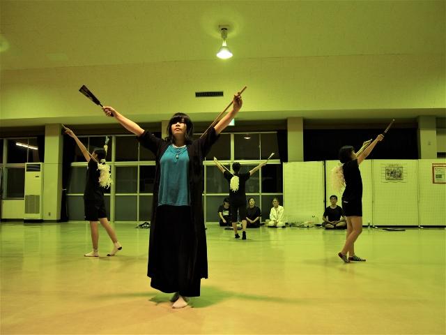 霧島神楽の練習も大詰めです☆