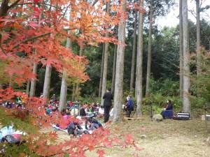 第17回「森で過ごす癒やしの休日in霧島市」が開催されました