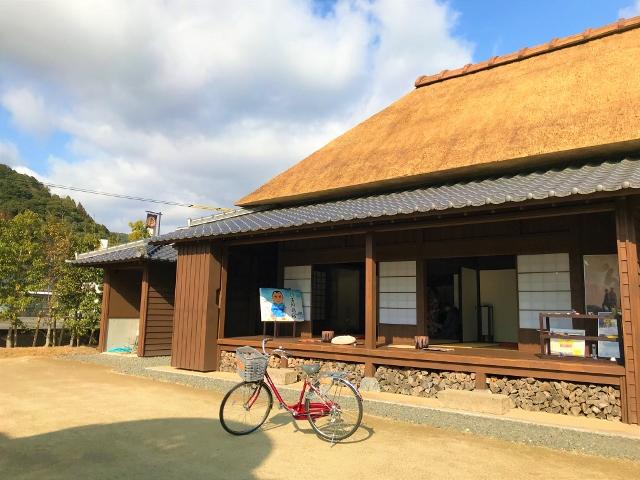 日当山西郷どん村でレンタサイクルを始まりました☆
