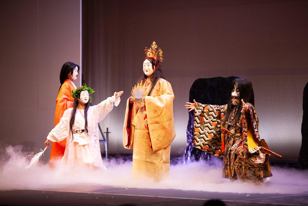 南九州神楽まつり出演 霧島神楽振興会のご紹介