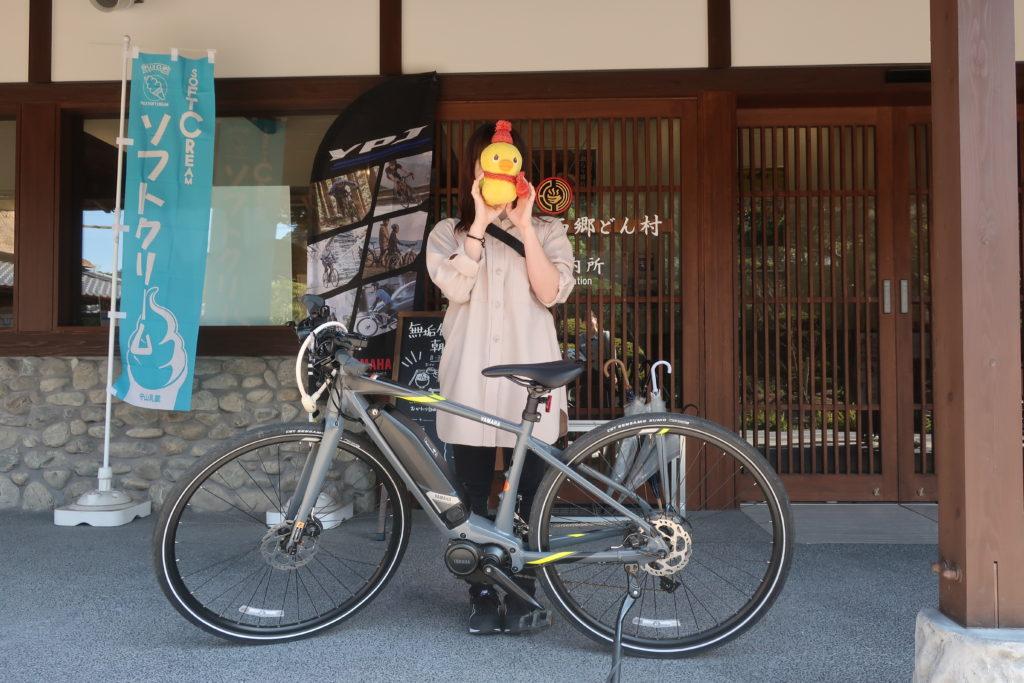 霧島神宮までサイクリング♪