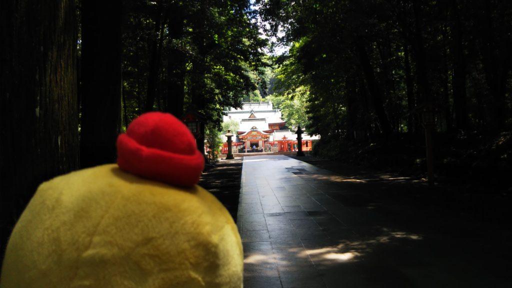 霧島神宮へ行ってきました♪