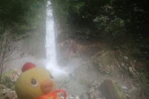 清涼を求め千里ヶ滝へ