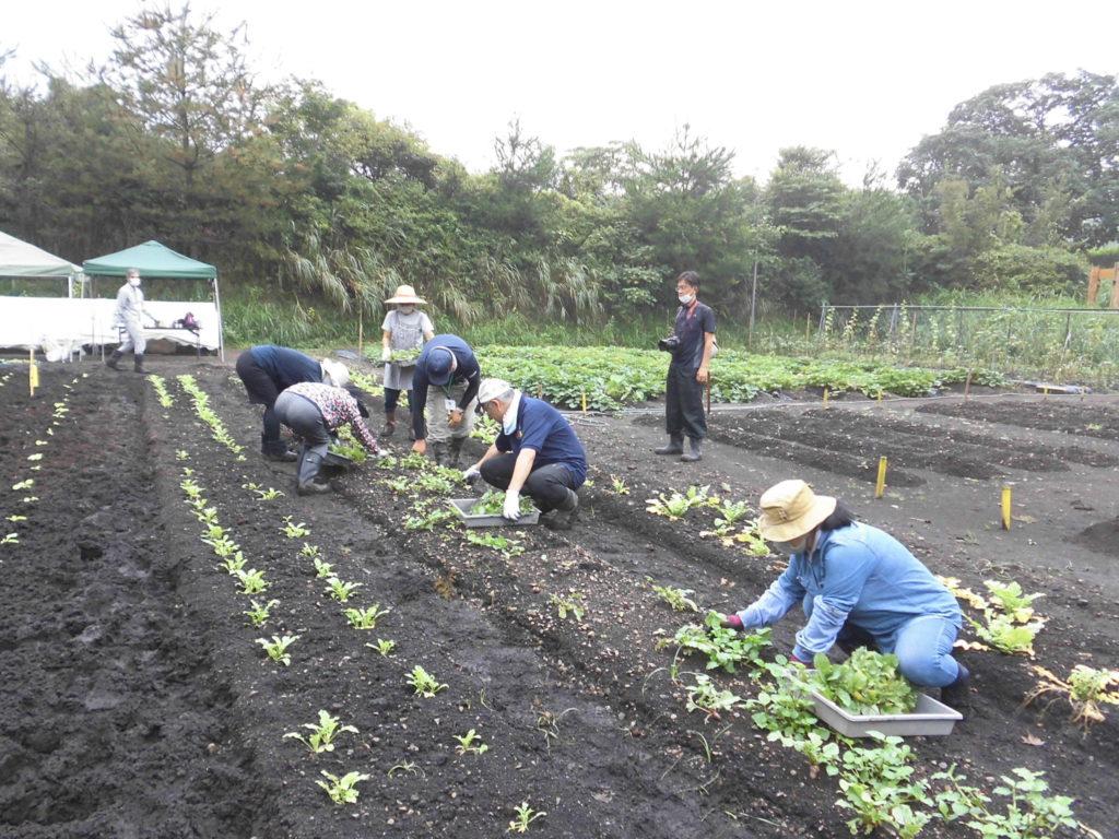 Kirishima Community Garden Project番外編② 開催しました!