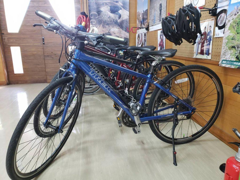 新しい霧島の旅のお供に!電動アシスト自転車レンタル中!