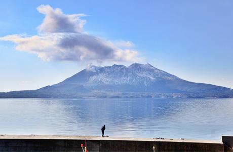 霧島サイクリングコース1