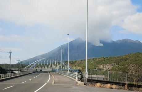 霧島サイクリングコース3