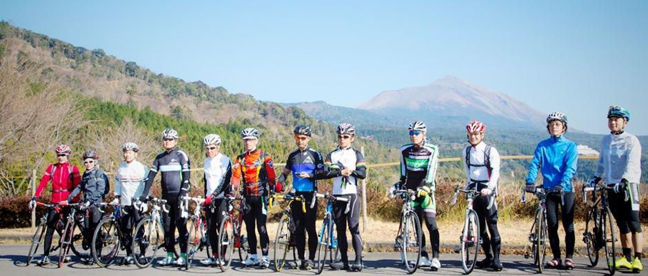 霧島サイクリングイベント
