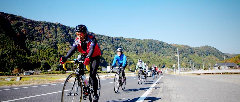 自転車天国霧島オープニングイベント