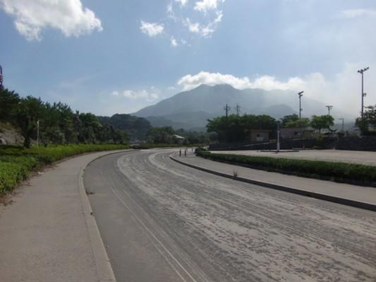 火山灰にご注意ください (2)