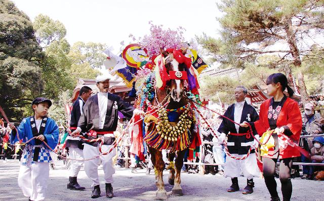 Hatsu-Uma Festival